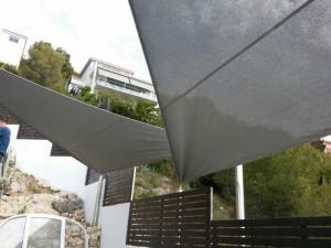 toldo jardín terraza