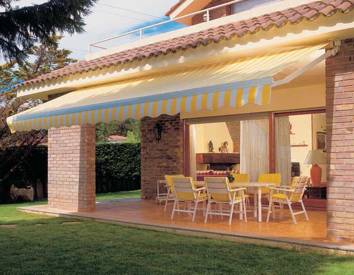 Toldos para el hogar en barcelona tendals natura - Toldos en barcelona ...