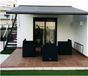 toldo terraza jardin